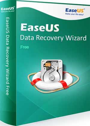 EaseUS Data Recovery Wizard Pro - лучший софт для восстановления данных