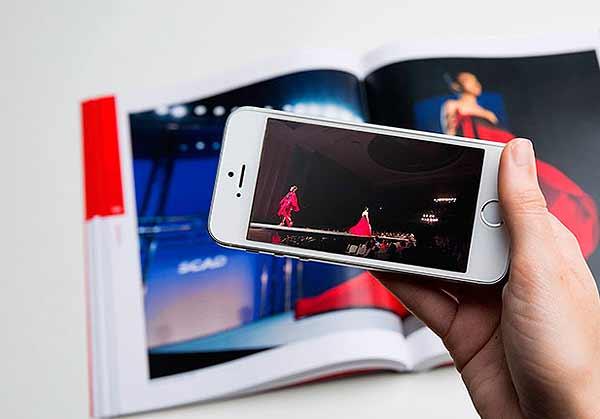 Об AR-технологиях в рекламе на примере нового каталога SCAD