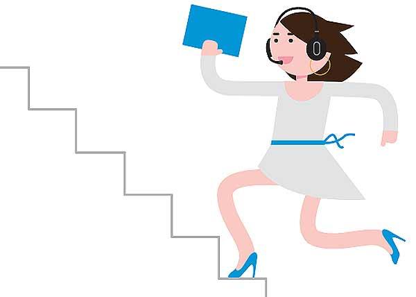 Працюй активніше та більше рухайся з бездротовими гарнітурами Sennheiser!