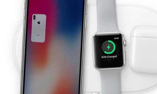 Как включить звук зарядки AirPower на любомiPhone, iPad или Apple Watch