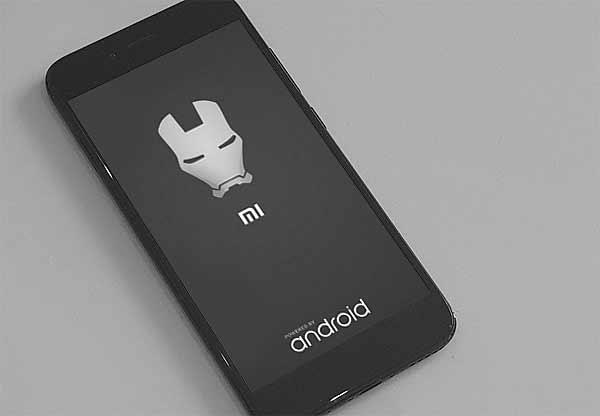 Заставка Xiaomi на стартовом экранеMi A1: меняем на другую картинку - #XiaomiMiA1