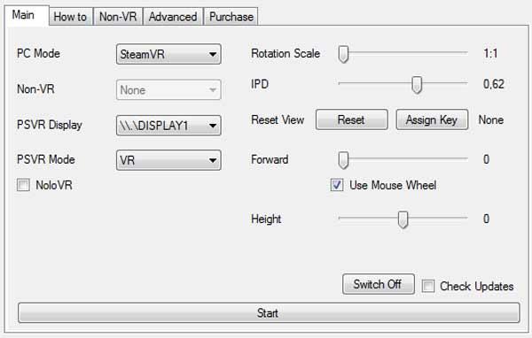 Как настроить Trinus PSVR и играть в игры вPS VR на компе или ноуте - #TrinusVR #PSVR