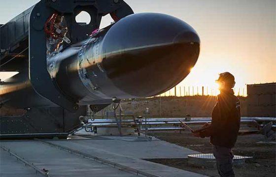 Частная компания Rocket Lab успешно вывела на орбиту три спутника [видео]