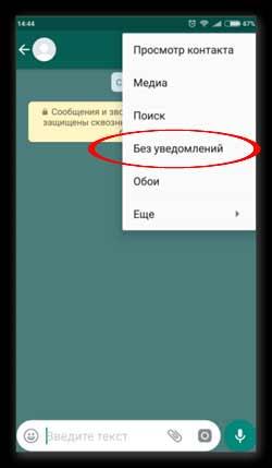 Групповой чат в WhatsApp: как отключить звук уведомлений - #ватсап