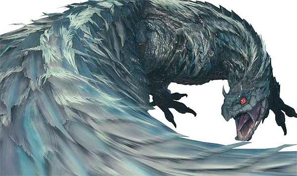 Monster Hunter World - статистика - монстры - Тоби Кадачи
