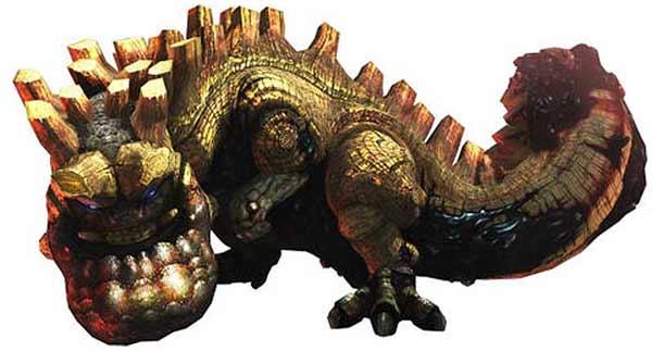 Monster Hunter World - статистика - монстры - Урагаан