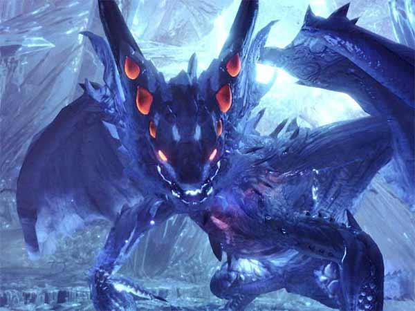 Monster Hunter World - статистика - монстры - Ваал Азак