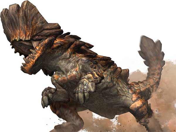 #MonsterHunterWorld - монстр Аньянат - как победить Баррота - Barroth Mud