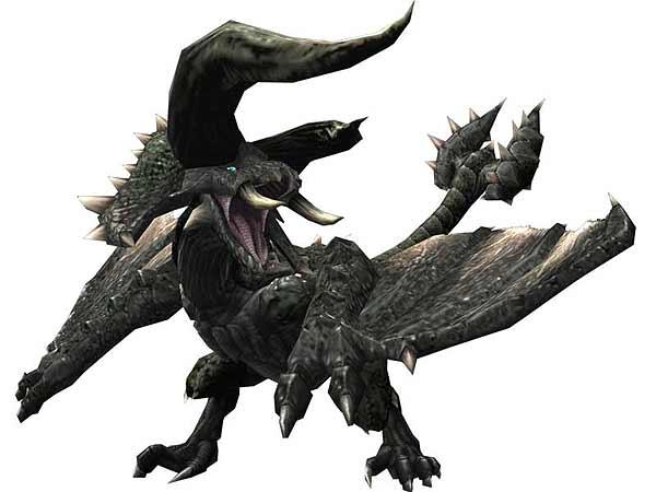 #MonsterHunterWorld - монстр Черный Диаблос - как победить