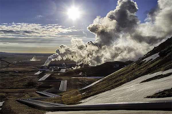 Криптомайнинг угрожает энергобезопасности Исландии