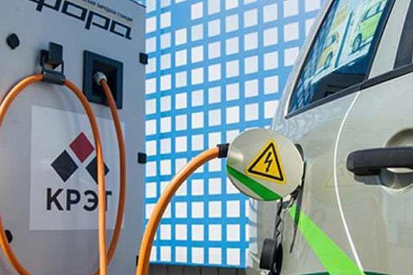 КРЭТ и Делимобиль построят сеть зарядных станций для электромобилей