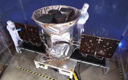 Телескоп TESS на орбиту выводить будет SpaceX? [видео]