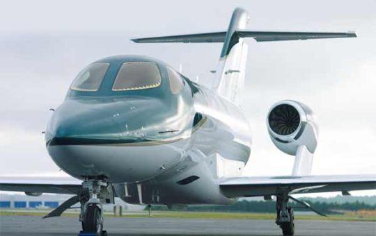 За минувший год больше всех самолетов бизнес-класса продала Honda [видео]