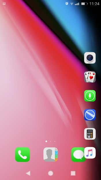 боковая панель Edge, как у #GalaxyS9, на любом Android-смартфоне: как настроить