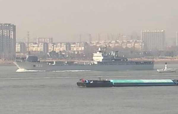 НОАК приступила к морским испытаниям корабельного рельсотрона - #railgun #video