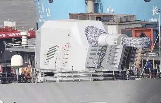 НОАК приступила к морским испытаниям корабельного рельсотрона [видео]