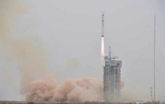 РН «Чанчжэн-2D» вывела на орбиту спутник дистанционного зондирования