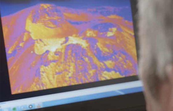 Вулканологи создали 3D-карту вулкана Стромболи [видео]