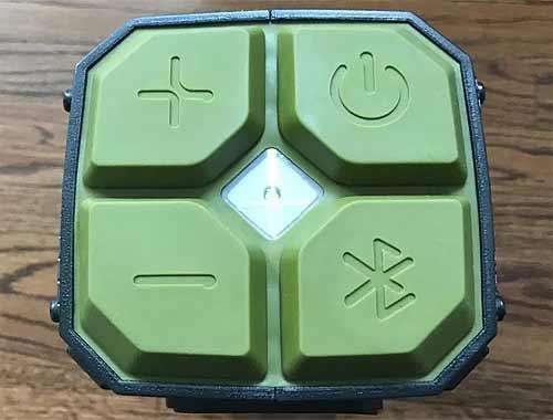 Survivor - мобильная Bluetooth-колонка на все случаи жизни