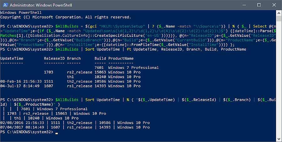 Обновления Windows: где и как посмотреть историю апдейтов ОС - #Windows10