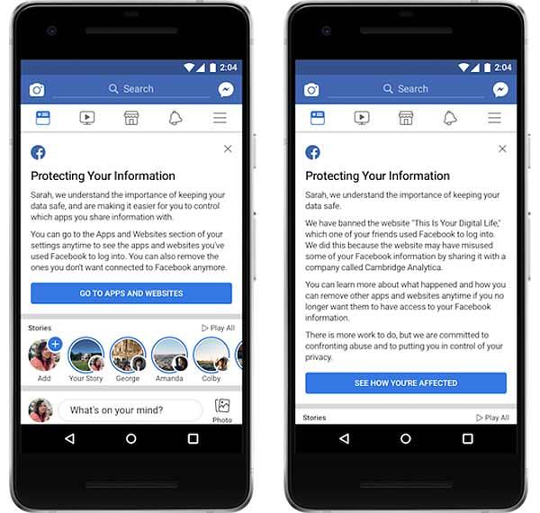 Как узнать, воровала ли Cambridge Analytica инфу с вашего Facebook-аккаунта