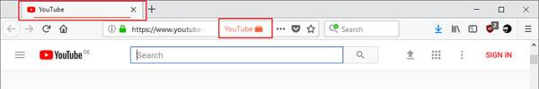 Контейнеры для YouTube-страниц в браузере #Firefox - что это и зачем