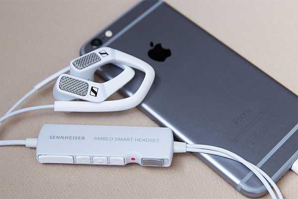 AMBEO Smart Headset: настоящий 3D-звук - это теперь просто [видео] - #Sennheiser