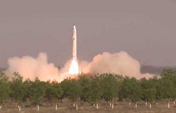 Запуск первой китайской частной ракеты-носителя OS-X [видео]