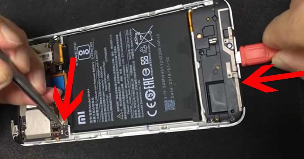 Как восстановить #Xiaomi Redmi 5 Plus, когда он завис