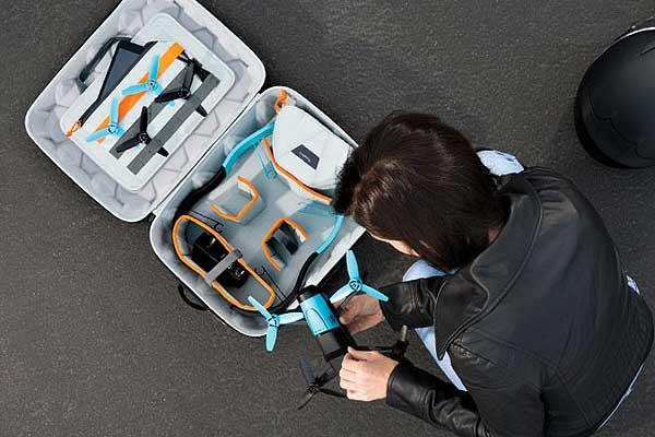 В полёт с дроном: как и в чём перевозить квадрокоптер в самолёте?