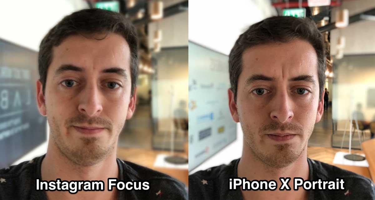 """Фокус: как включить портретный режим на """"старых"""" iPhone"""