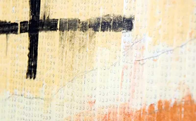 Картина по номерам: как рисовали первые фотографии Марса