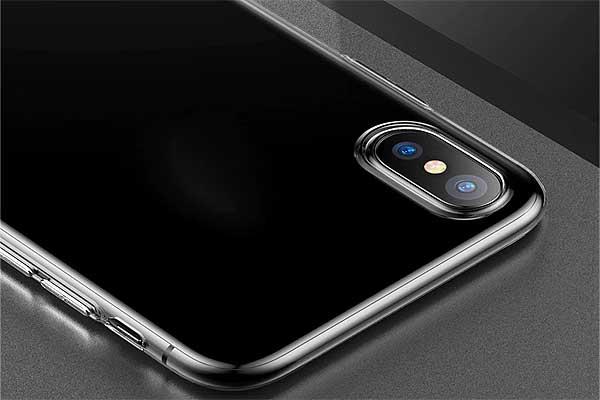 Полностью прозрачный чехол для iPhone X: защита, которая украшает