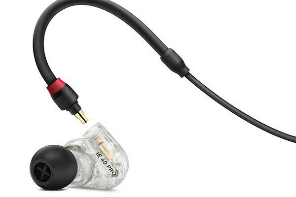 Sennheiser IE 40 Pro - профессиональные мониторные внутриканальные наушники