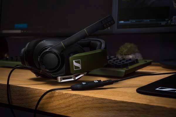 Новая геймерская GSP 550 от Sennheiser - полноценный 7.1 Dolby Surround в играх
