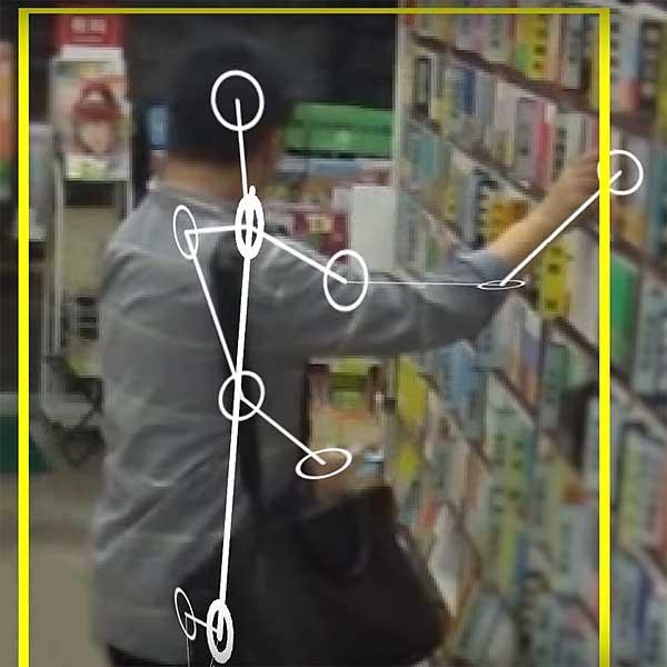 Умное видеонаблюдение против магазинных воров: как это будет выглядеть [видео]