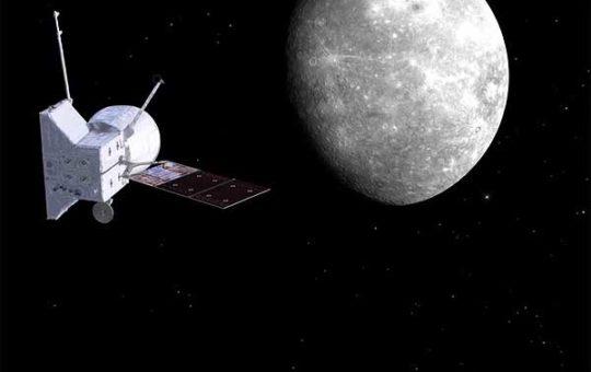 Ariane-5 вывела в космос зонды BepiColombo для исследования Меркурия [видео]