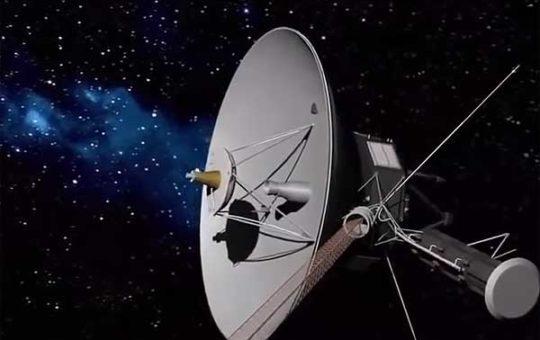 Voyager 2 вышел в межзвездное пространство [видео]