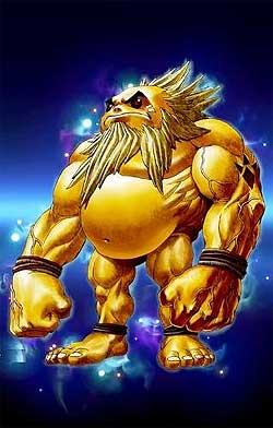 Даруния - 24 Духа-Мастера в Super Smash Bros Ultimate [список с картинками]