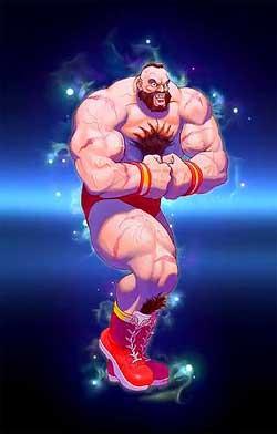 Зангиев - Дух-Мастер в Super Smash Bros Ultimate [список с картинками]