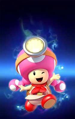 Капитан Тоад - Дух-Мастер в Super Smash Bros Ultimate [список с картинками]