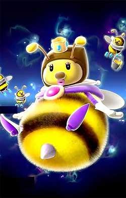 Королева-пчела - Дух-Мастер в Super Smash Bros Ultimate [список с картинками]