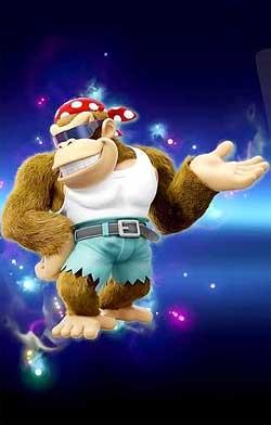 Фанки-Конг - Дух-Мастер в Super Smash Bros Ultimate [список с картинками]