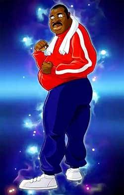 Док Льюис - Дух-Мастер в Super Smash Bros Ultimate [список с картинками]