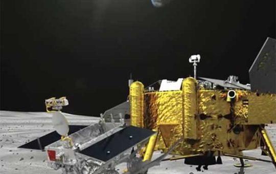 Радионуклидные тепловые блоки для китайской лунной программы поставил Росатом