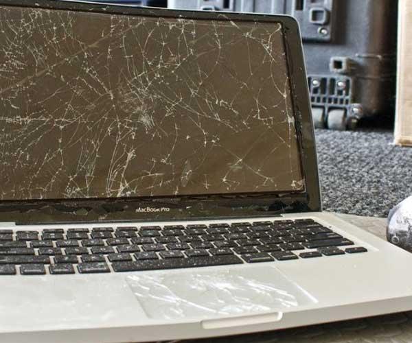 Популярные причины поломки MacBook