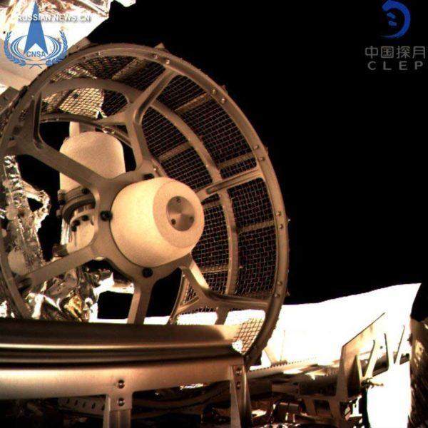 Второй «Нефритовый кролик» успешно высадился на Луну [фото]