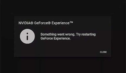 Если после обновленияGeForce Experience работать нормально не хочет