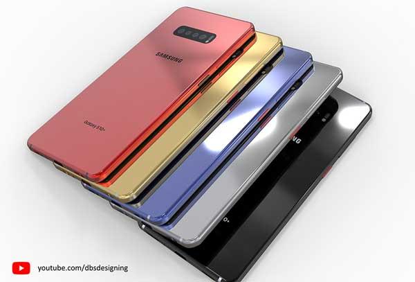 Galaxy S10: 4 вместо 1, плюс 5-й, но не смарфон?
