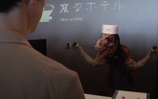 Не справляются: роботизированный отель сокращает «персонал»